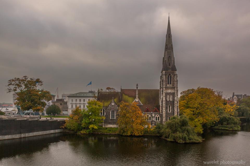 St Alban\'s Church, Copenhagen