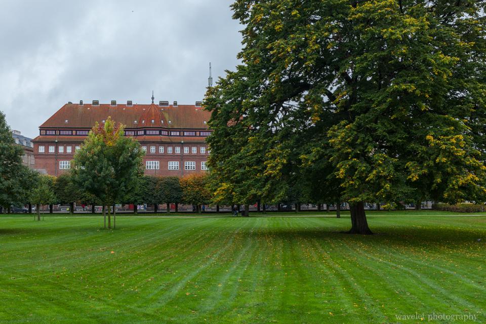 Rosenborg Castle Garden, Copenhagen