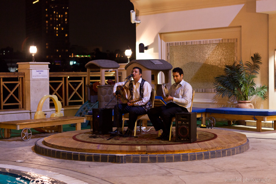 Live Music in Safir Hotel at Zamalek