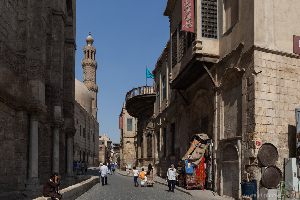 Madrassa of Sultan Barquq, Islamic Cairo