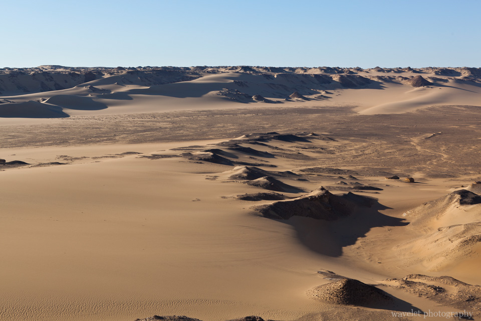 East Border of the Sahara