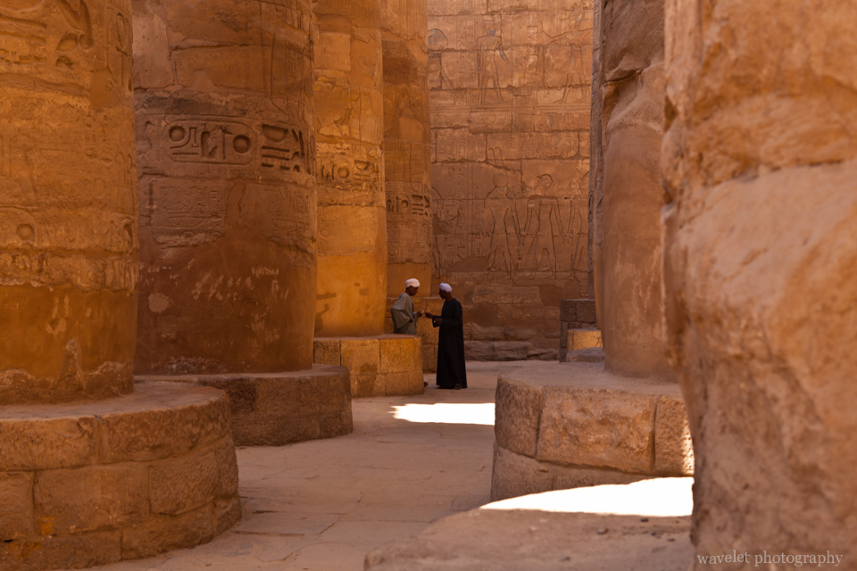 Karnak Temple, Hypostyle Hall