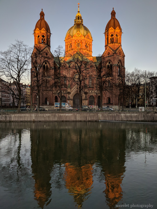 St Luke\'s Church, Munich