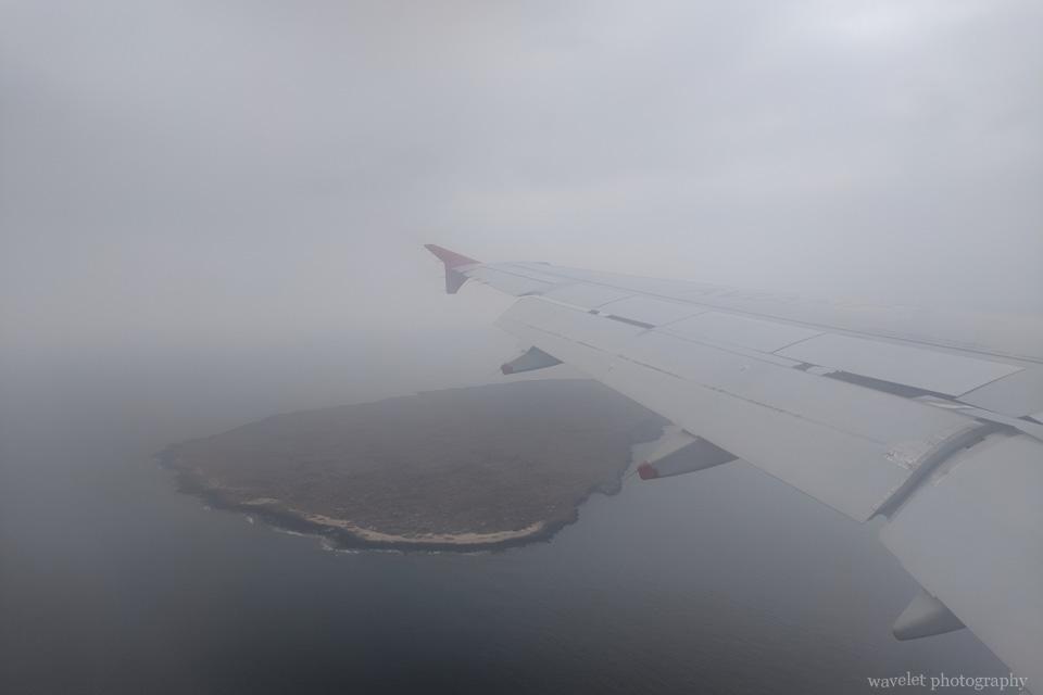 Approaching Galápagos