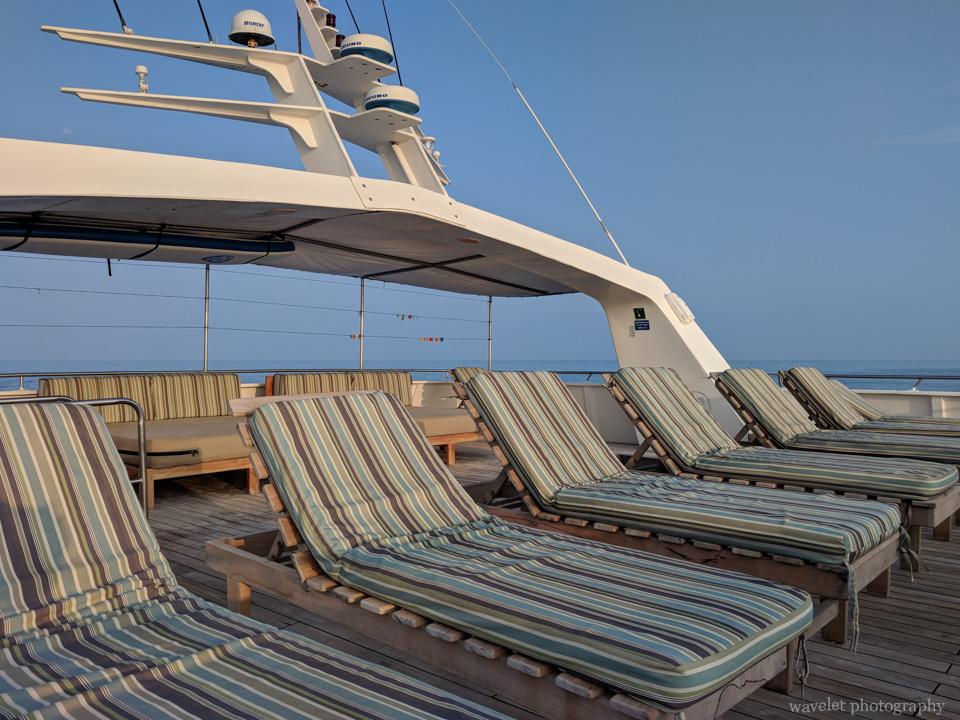 Seaman Jouney upper deck