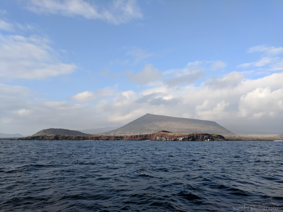 Near Punta Baquerizo, Santiago Island