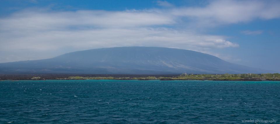 La Cumbre volcano, Fernandina Island