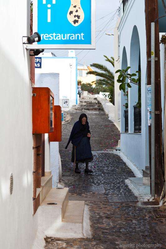 Firostefani, Santorini