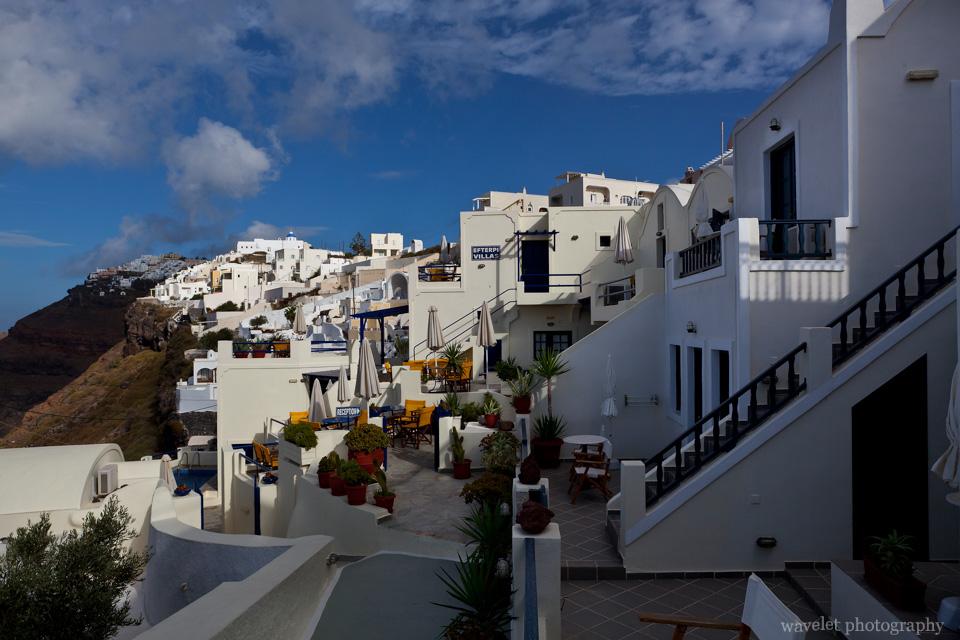 Efterpi Villas, Santorini