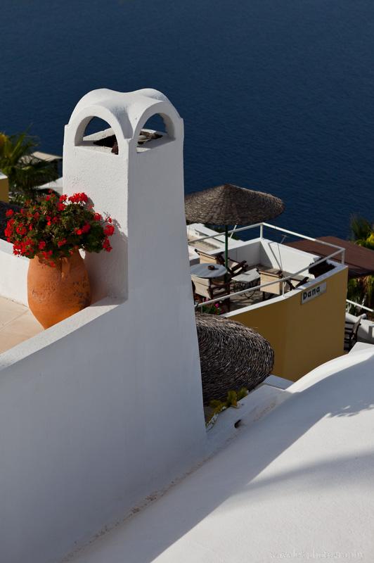 Hotel in Firostefani, Santorini