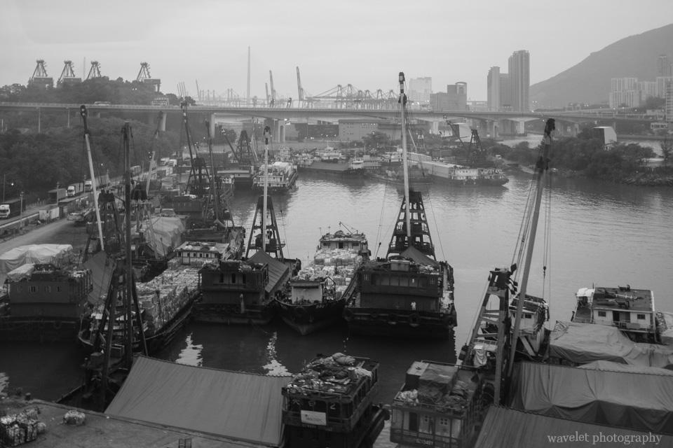 Ma Wan Channel, Hong Kong - 馬灣海峽,香港