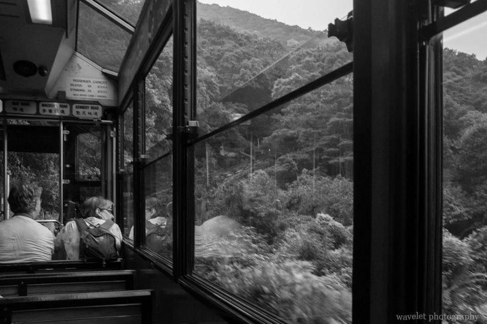 The Peak Tram, Hong Kong - 山頂纜車,香港