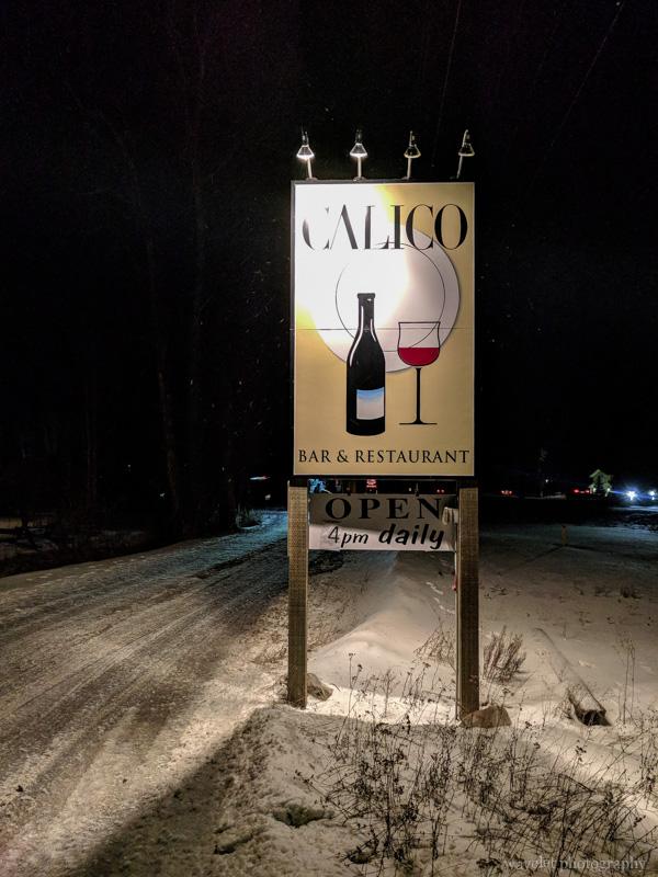 Calico Restaurant and Bar, Wilson