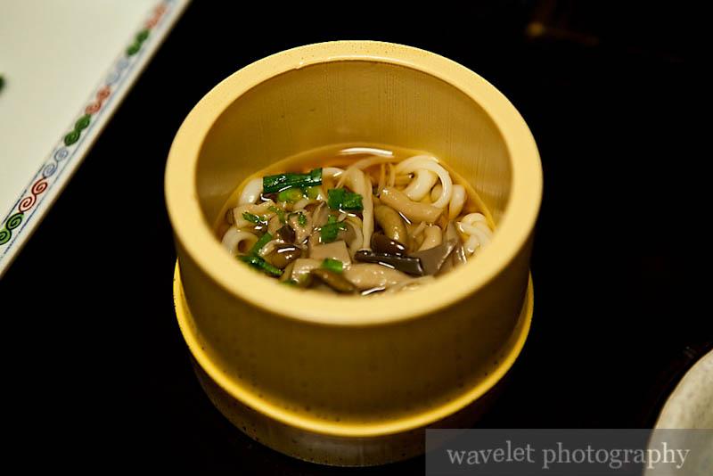 箱根Hotel Okada的晚餐料理