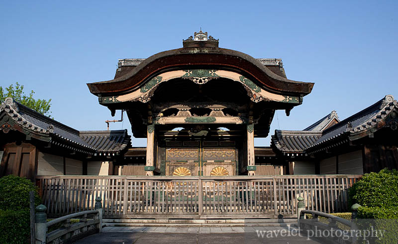 Higashi Honganji Temple (東本願寺,京都)