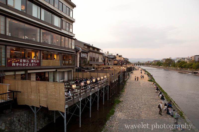 Kamo River (鸭川)