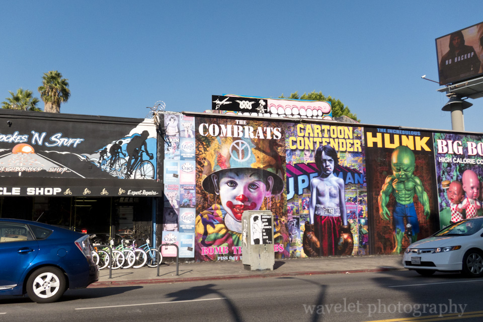 L.A. Street View