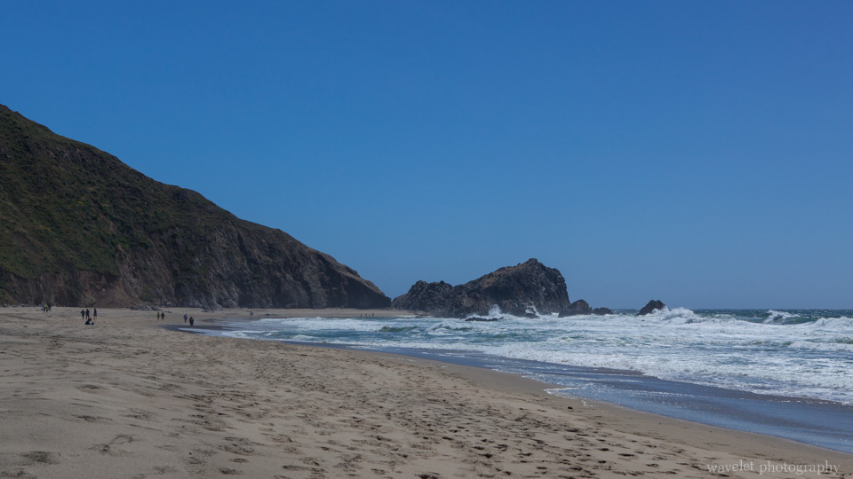 McClures Beach, Point Reyes