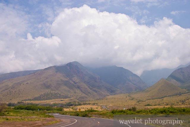 Halemahina Mountain