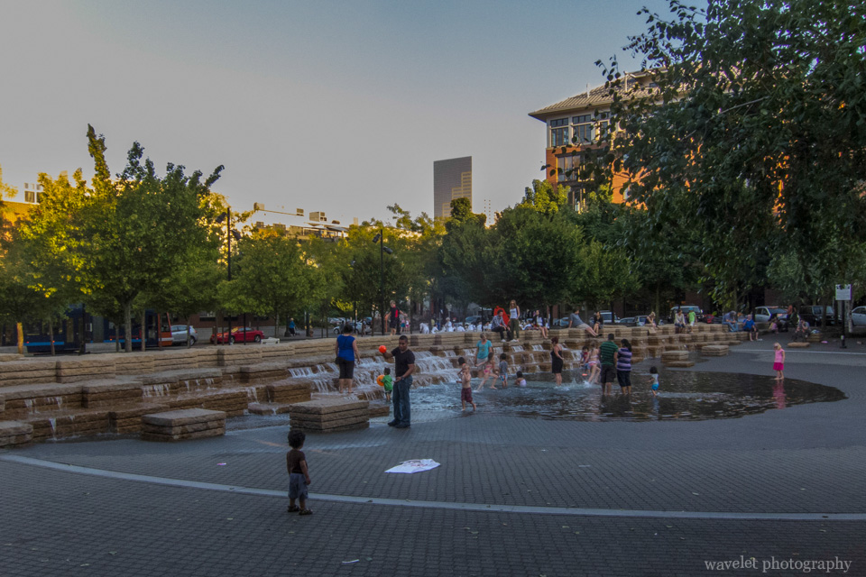 Jamison Square, Pearl District, Portland, OR