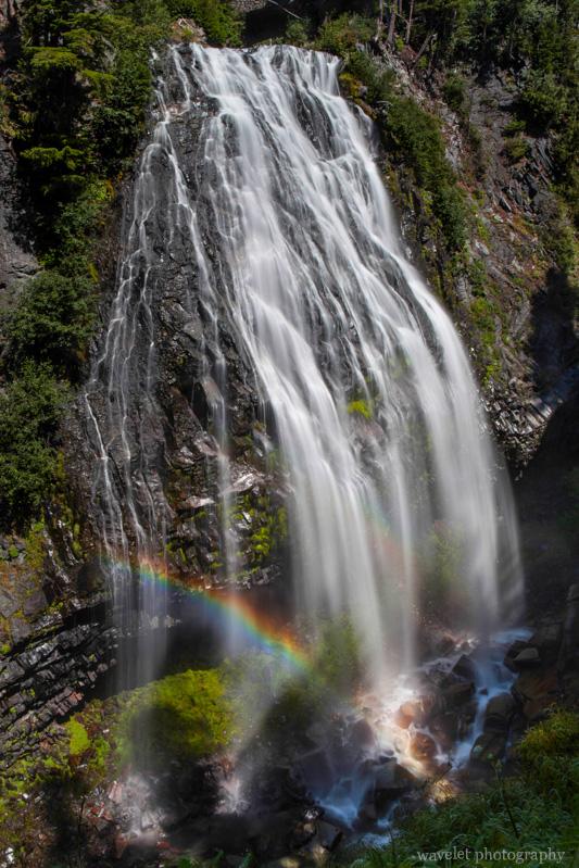 Navada Falls, Mt. Rainier
