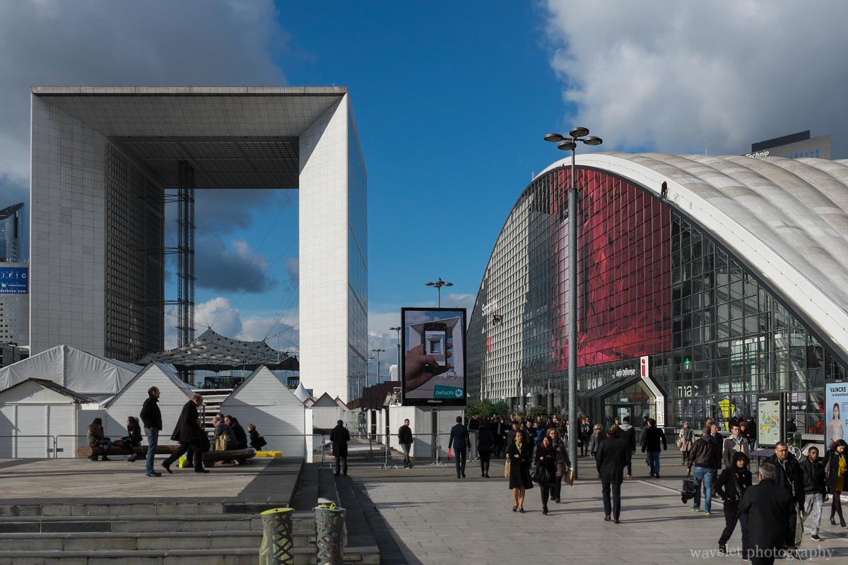 Grande Arche, La Défense, Paris