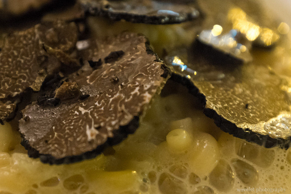 Coquillettes(Macaroni) with Truffe, Chez Monsieur, Paris