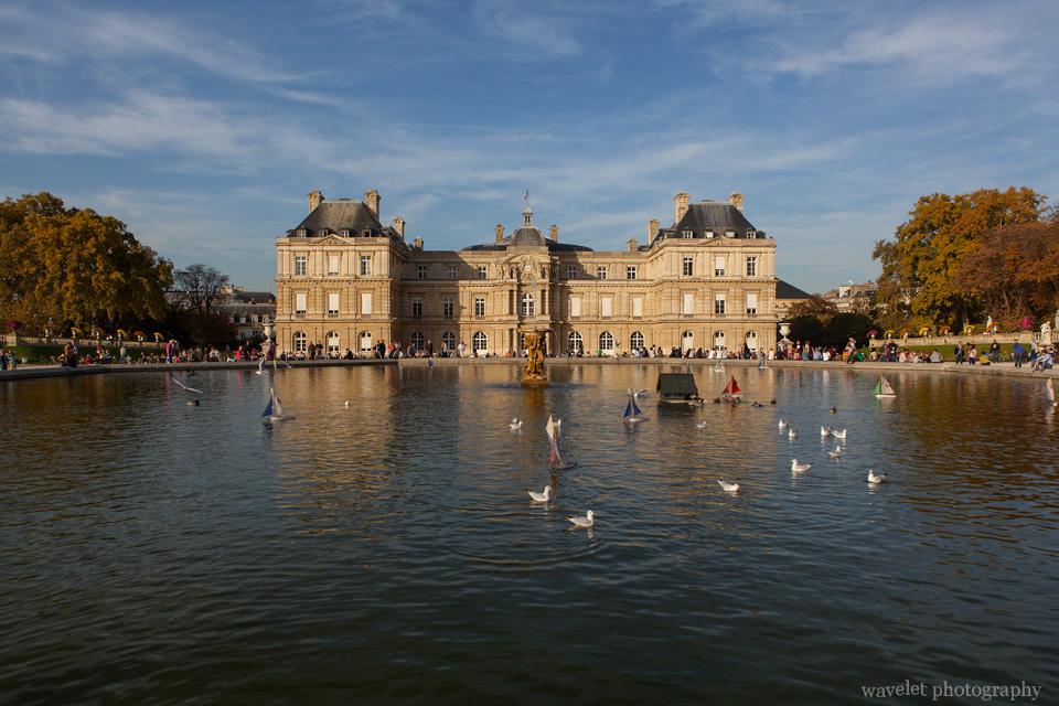 Luxembourg Palace, Jardin du Luxembourg, Paris