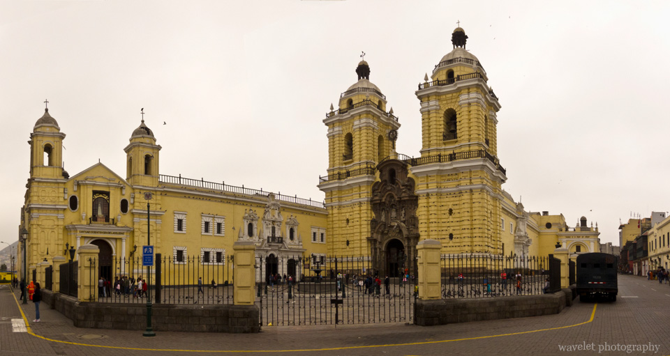 Monastery of San Francisco, Lima