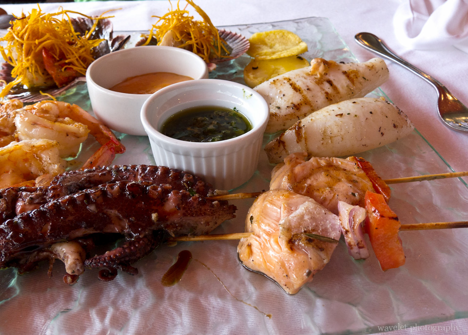 Sea Food Grill, Alfresco, Lima