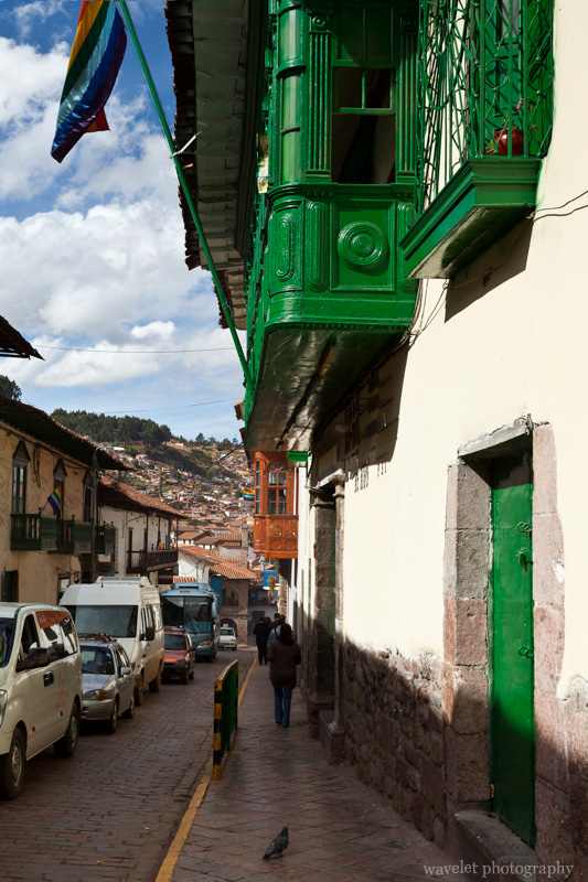 An Alley in Cusco
