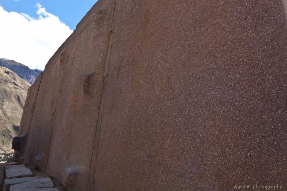 Wall of the Six Monoliths, Ollantaytambo