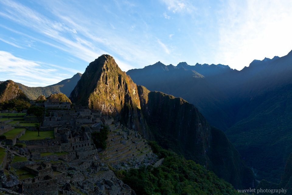 Machu Picchu at Sunrise