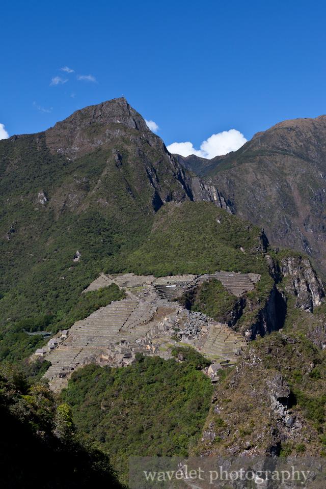 Overlook Machu Picchu