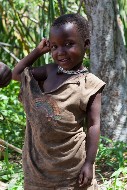 Hadzapi Bushmen Tribe, Lake Eyasi