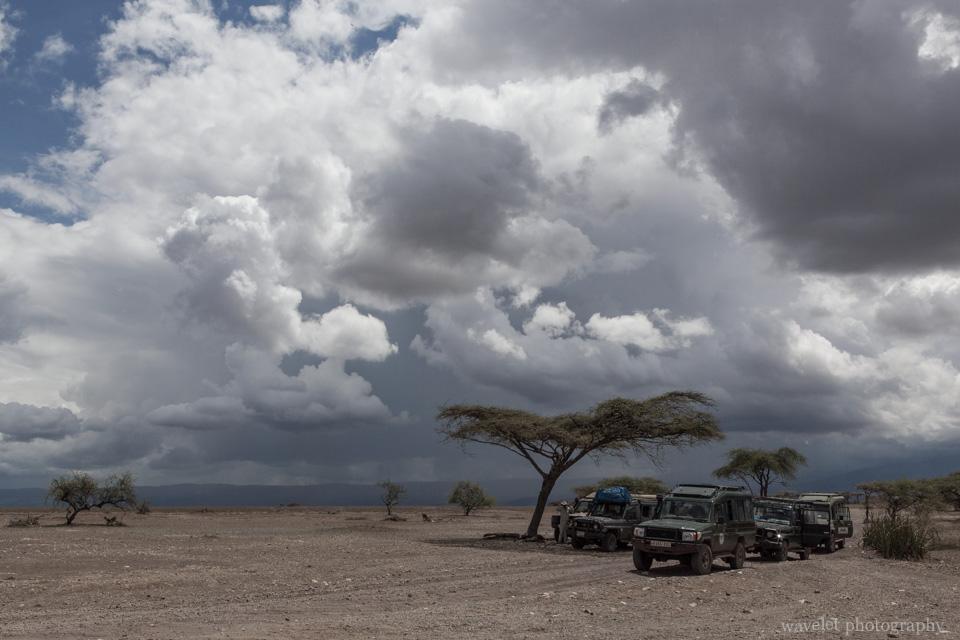 Oldupai Gorge, Ngorongoro Conservation Area