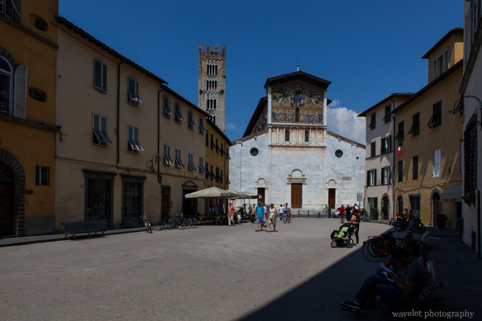 Basilica of San Frediano, Lucca