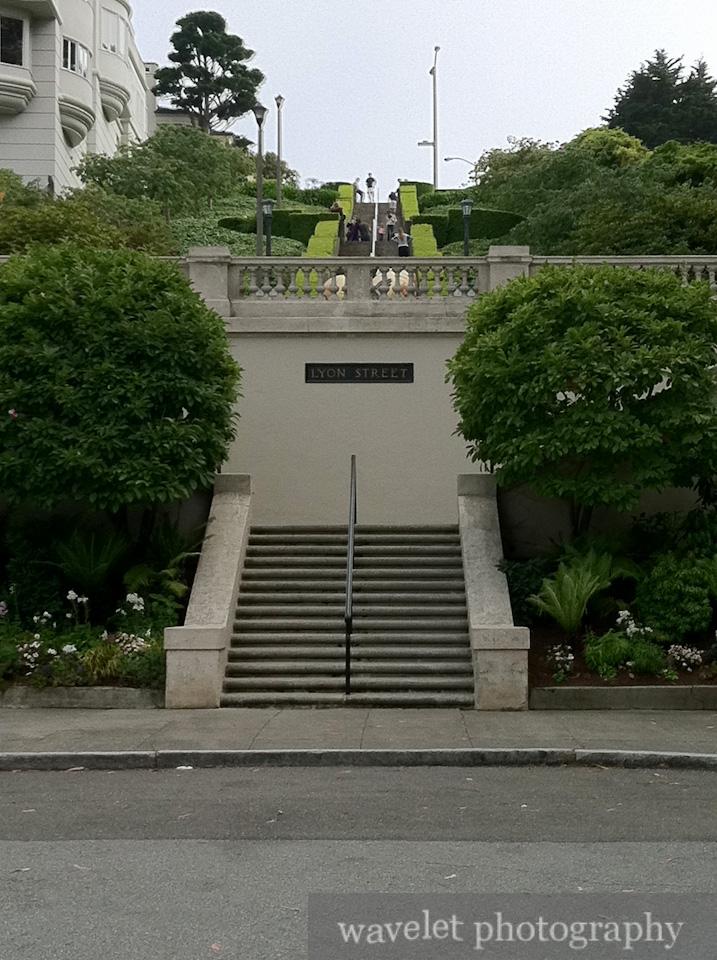 Lyon Street Steps