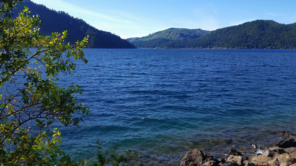 Lake Crescent, Washington