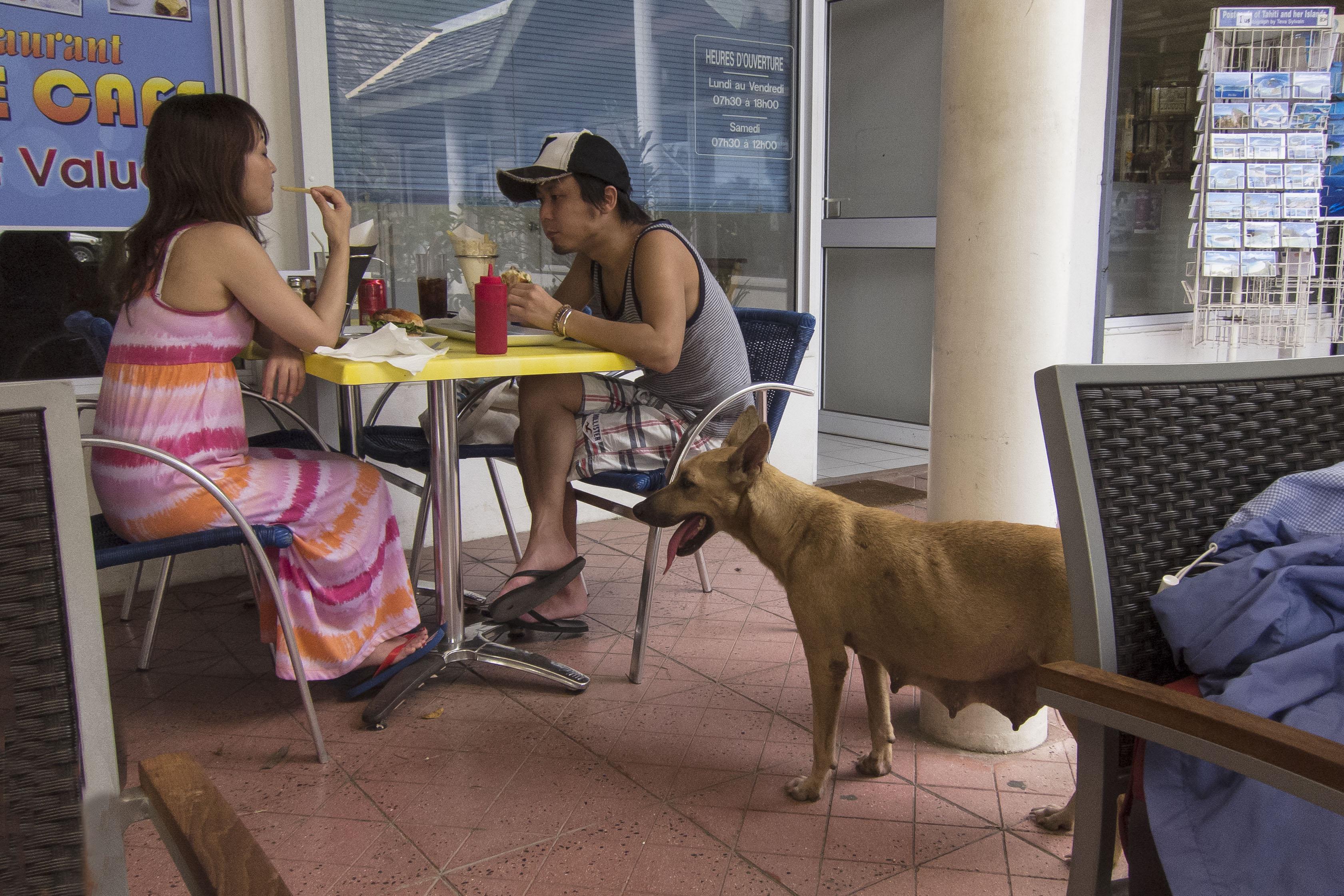 Aloe Cafe, Vaitape, Bora Bora
