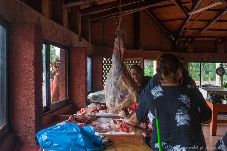 Hanga Roa\'s market, Easter Island