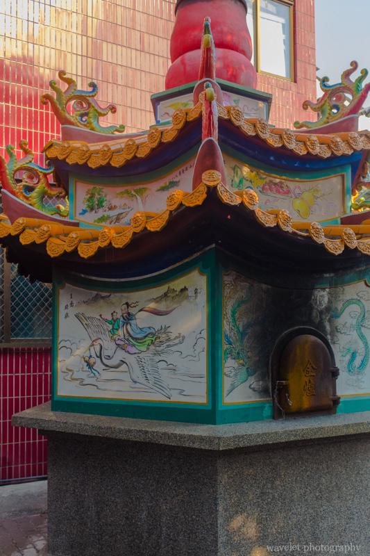 齊天大聖萬福庵,台南