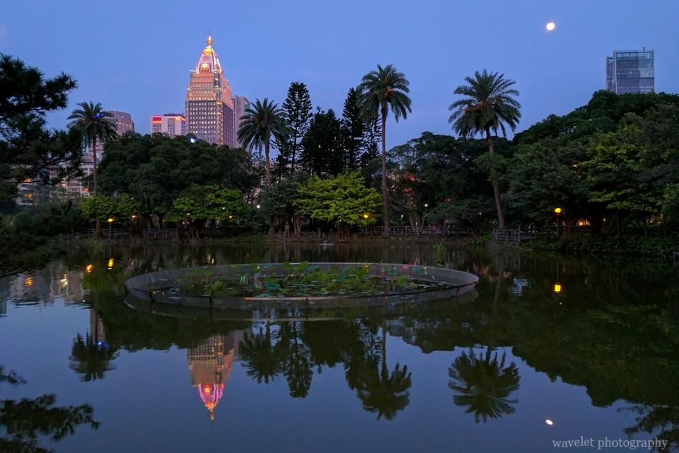 中山公園,台北