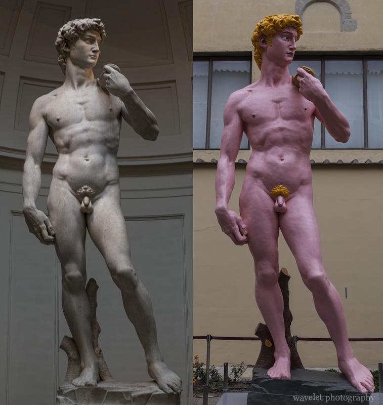 David, Galleria dell\'Accademia, Florence