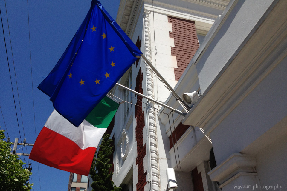 Consulate General of Italy, San Francisco