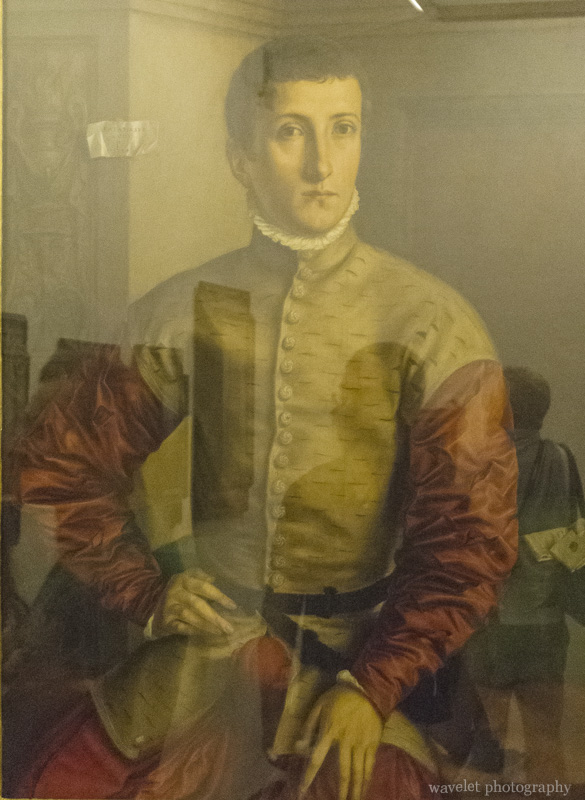 Portrait of a Young Man, by Georg Pencz, Uffizi Gallery, Florence