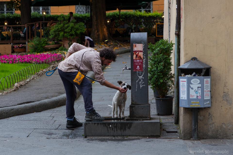 Piazza XX Settembre, Lucca
