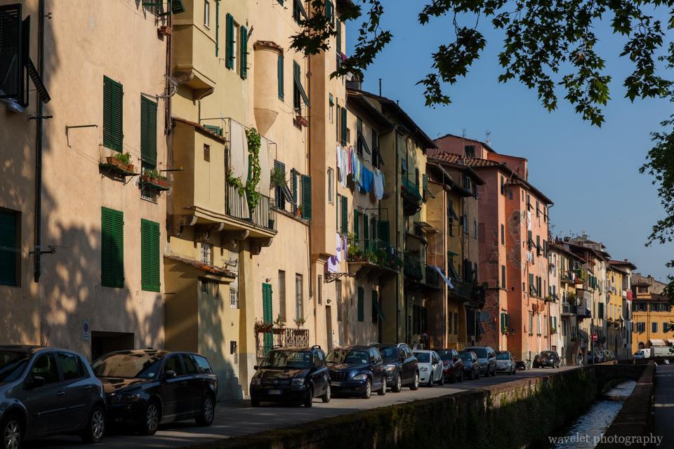 Via del Fosso, Lucca