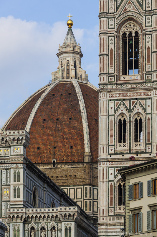 Cathedral and Giotto\'s Campanile, Florence