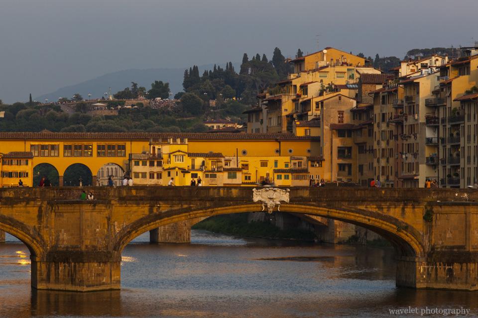 Ponte Vecchio and Ponte Santa Trinita, Florence